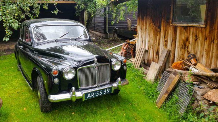 Rover 90 (1959)