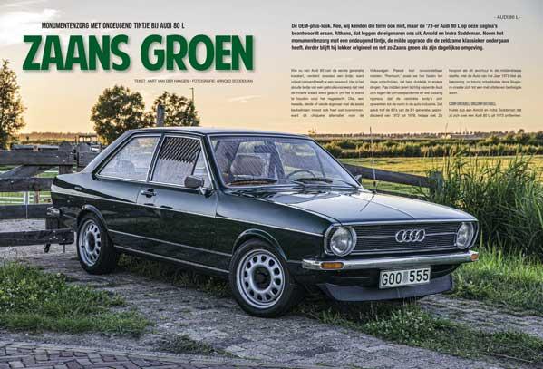 Audi 80 L.