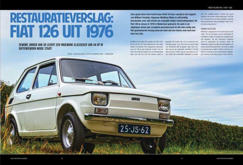 Fiat 126 von 1976
