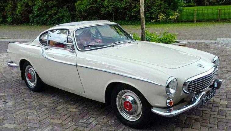 Volvo P 1800 (1964)