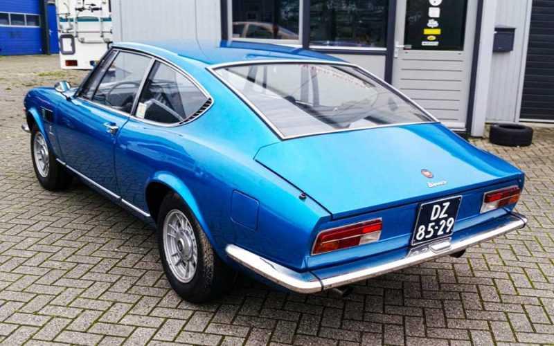 Fiat Dino 2 Liter Bertone Coupé (1967)