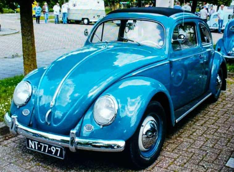 Volkswagen Kever 'Bril' (1953)