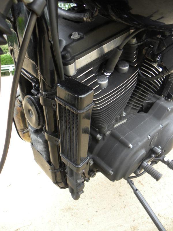 Harley-Davidson Sportster 883 verbouwd