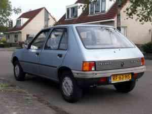 Peugeot 205 GE