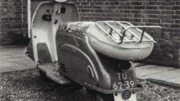 Heinkel Tourist type 103 A-1