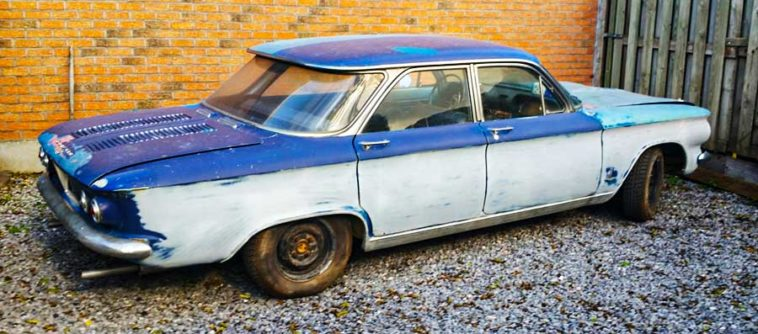Chevrolet Corvair (1963)