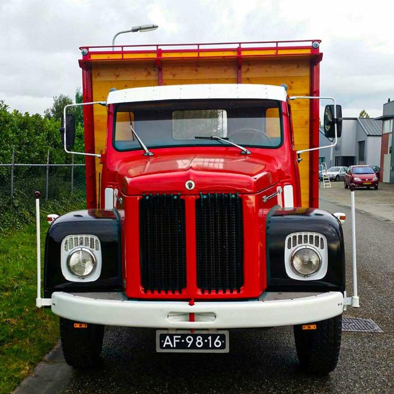 Scania 80 vrachtwagen