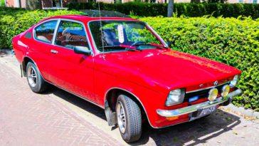 Opel Kadett C Coupé (1977)