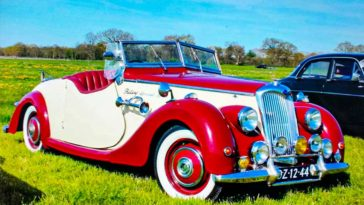 Riley RMA convertible