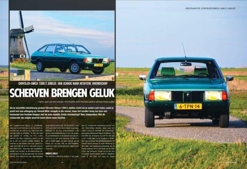 Chrysler-Simca 1308 S Jubilee