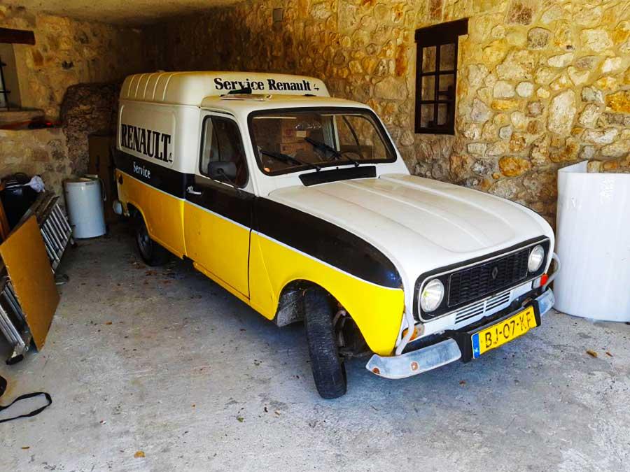 Renault R4 F6 Bestel