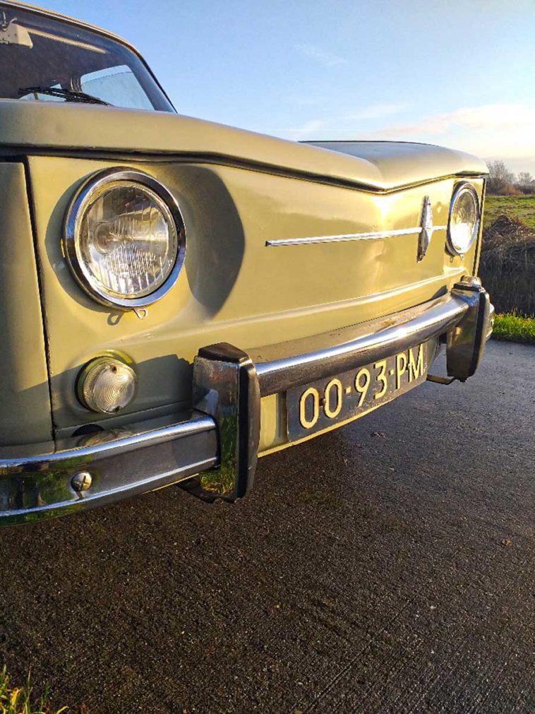 Renault R8 Automatique (1970)