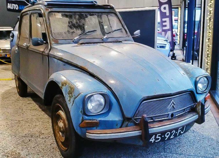 Citroën Dyane 6 (1968)