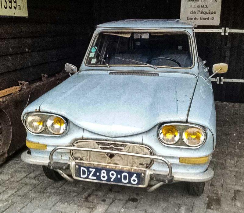 Citroën Ami 6 Break Club (1968)