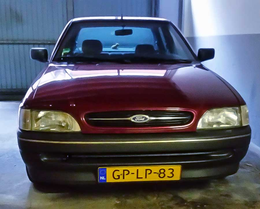 Ford Orion 1,4 CL (1993)