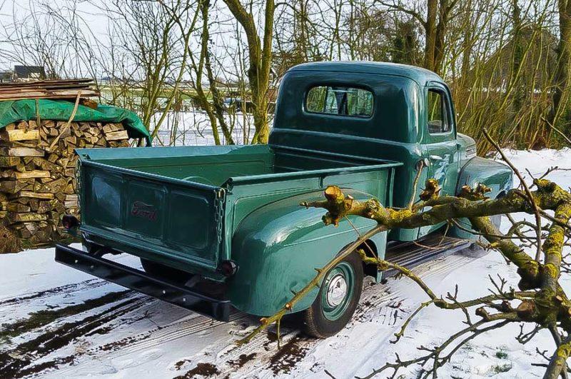 Ford F1 Pickup V6 (1950)
