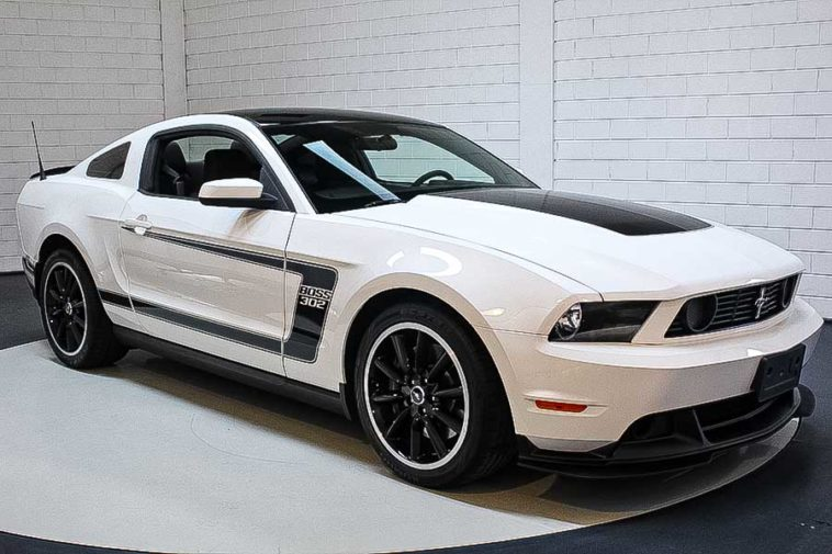 Ford Mustang Boss 302
