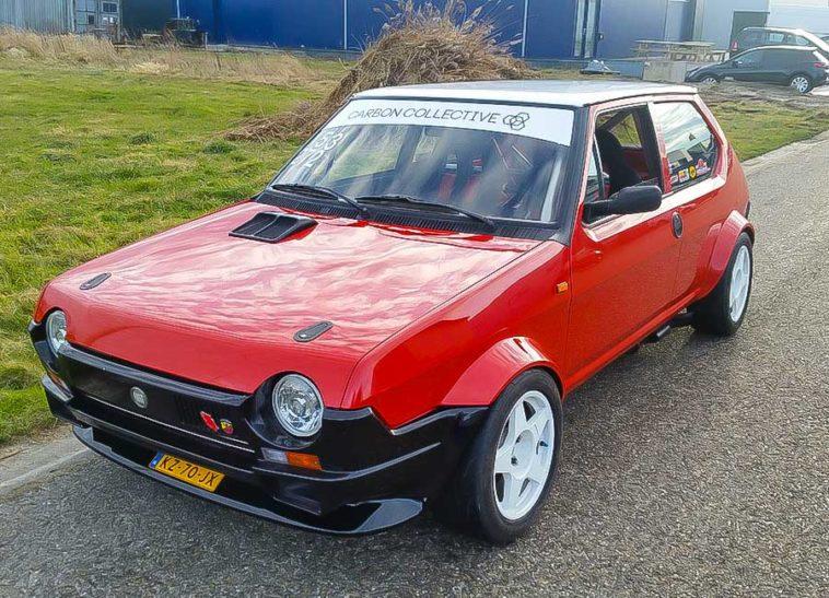 Fiat Ritmo 130 TC Abarth (1984)