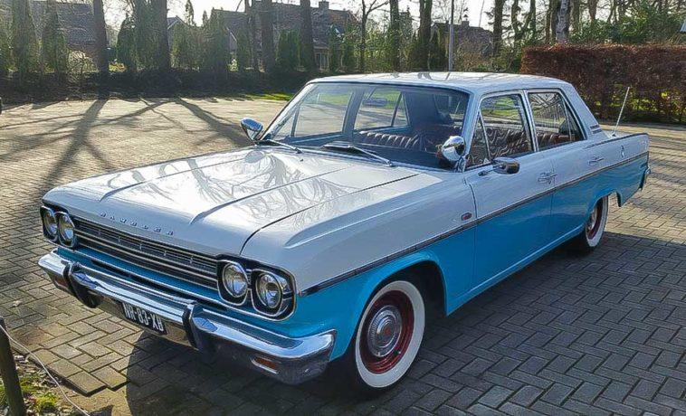 Renault Rambler (1966)