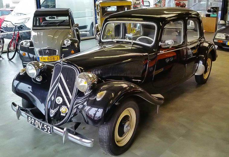 Citroën Traction Avant 11 BL (1954)