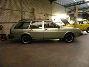 VW Passat 2B