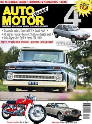 Chevrolet C10 omslag