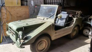 DKW Munga (Auto Union) (1964)