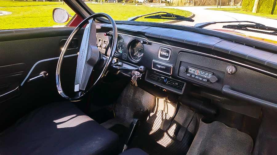 Saab 96 (1971)