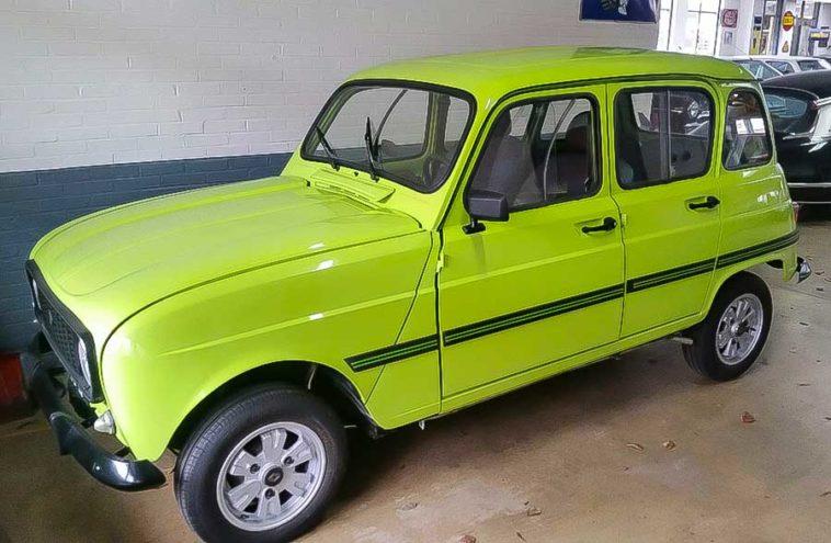Renault 4 Safari (1976)