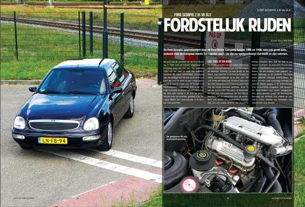 Ford Scorpio 2.9i V6 GLX