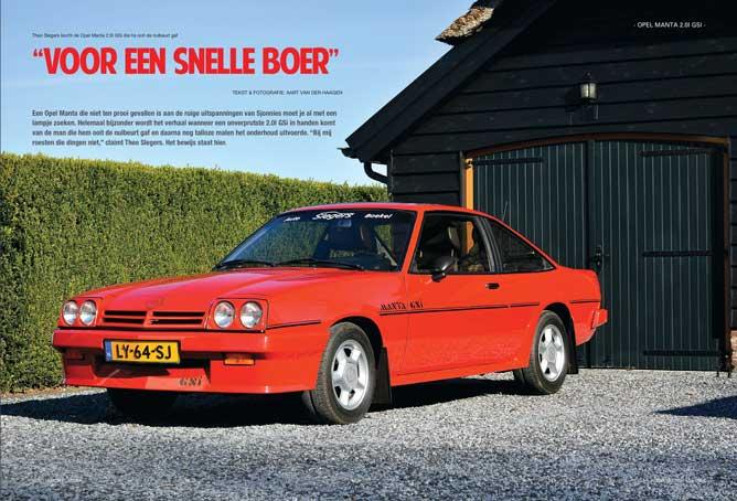 Opel Manta 2.0i GSi