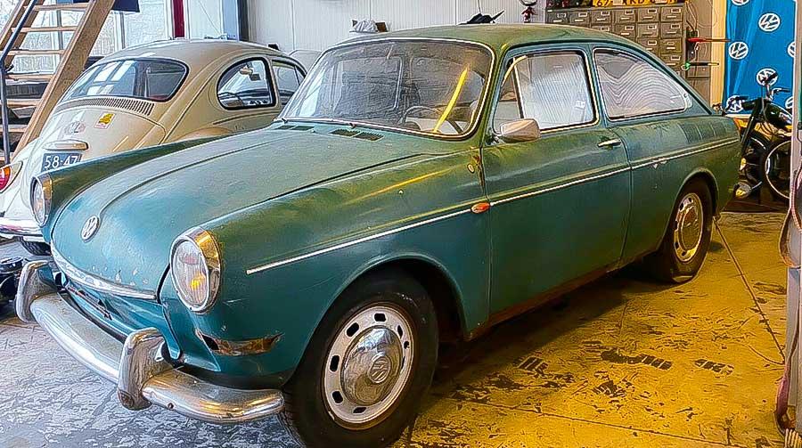 Volkswagen Fastback (1969)