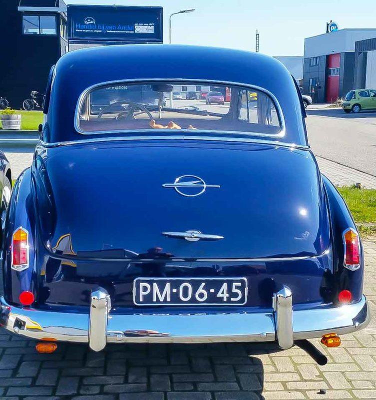 Opel Kapitän (1952)