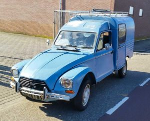 Citroën Acadiane (1980)