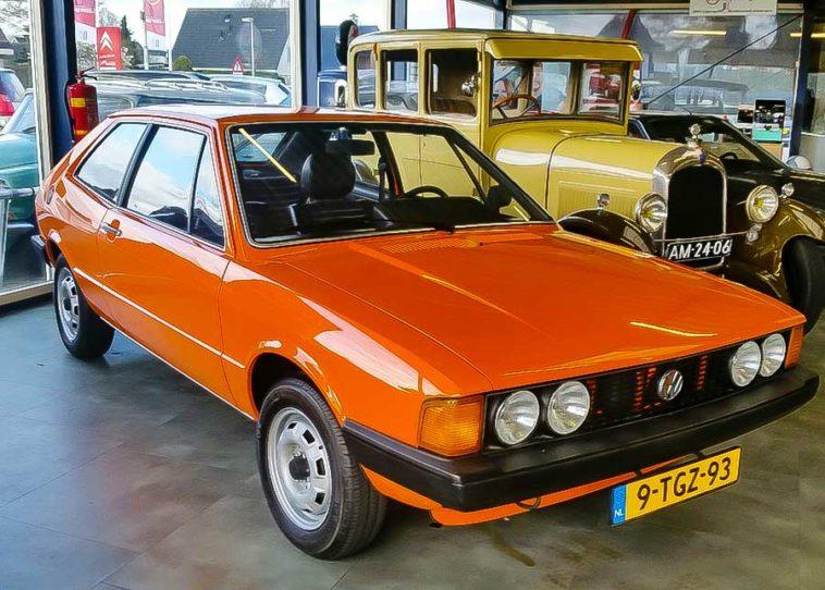 Volkswagen Scirocco GT (1980)