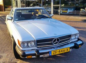 Mercedes-Benz Cabriolet 560 SL (1987)