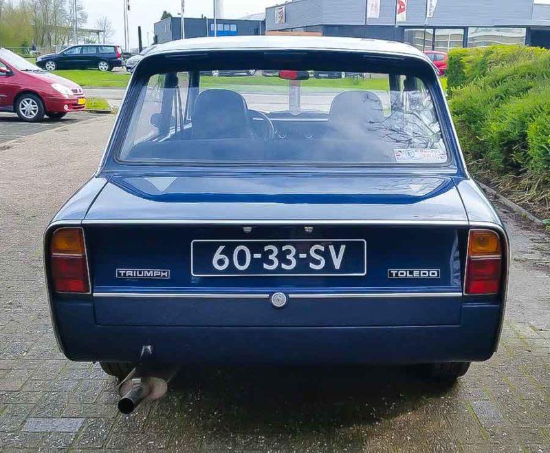 Triumph Toledo (1972)