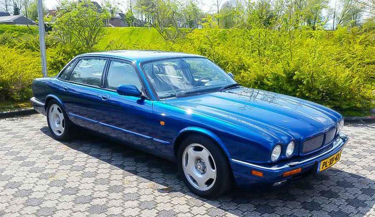 Jaguar XJR 4.0 Supercharger