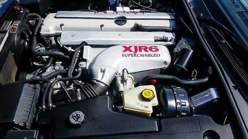 Jaguar XJ6 (4.0) Supercharger