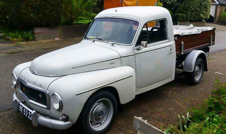 Volvo Duett pickup