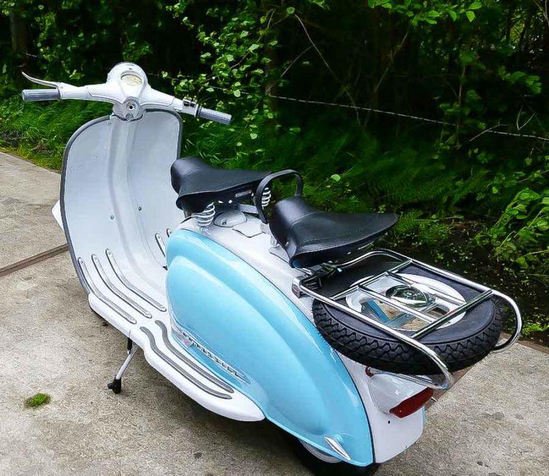 Innocenti Lambretta scooter (1960)