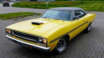 Plymouth GTX Coupe 500 (1970)