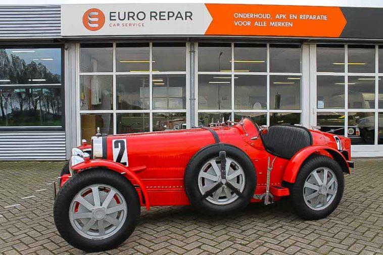 VW Ruska Bugatti