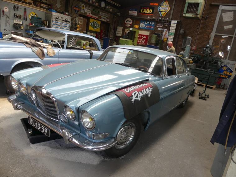 Jaguar Mk10