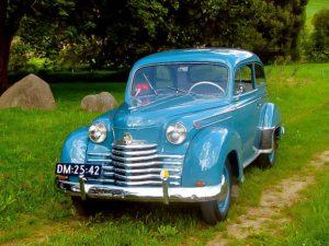Opel Olympia (1952)