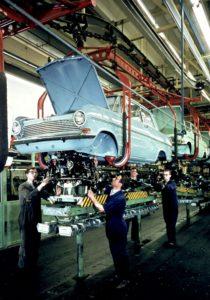 1963 Opel Bochum 14042