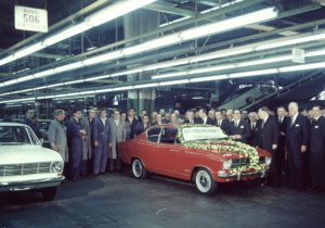1966 Opel Bochum 36814