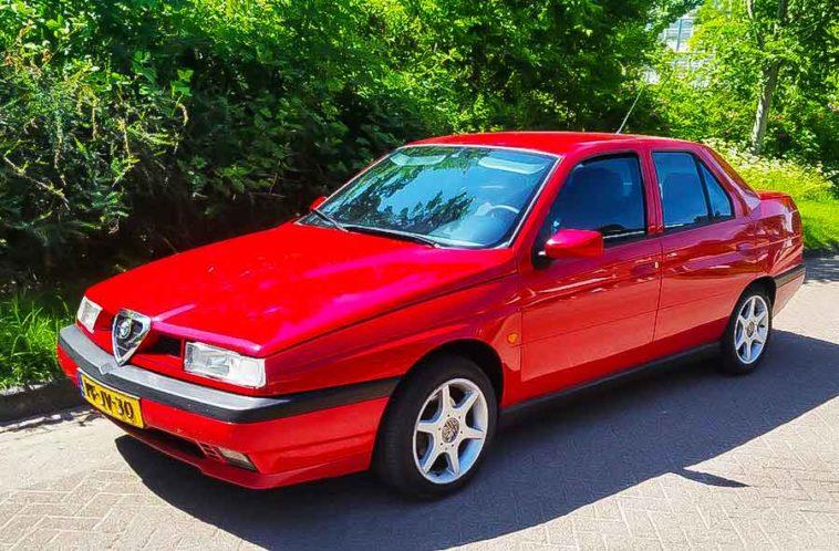 Alfa Romeo 155 Twin Spark 1,8 (1996)