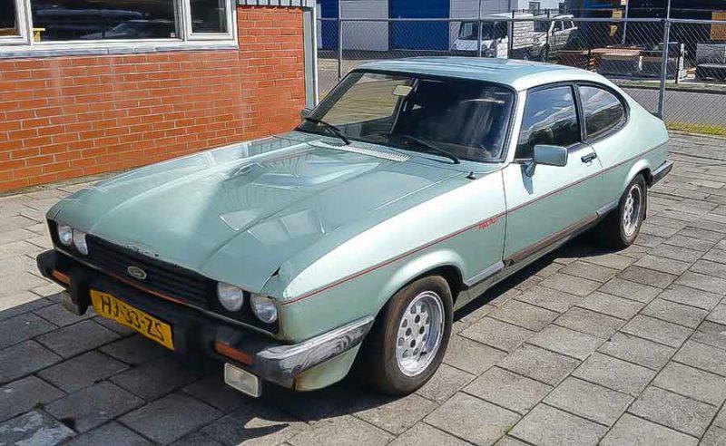 Ford Capri 2800 Supersport (1982)