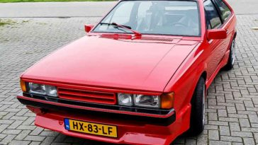 Volkswagen Scirocco CL (1982)